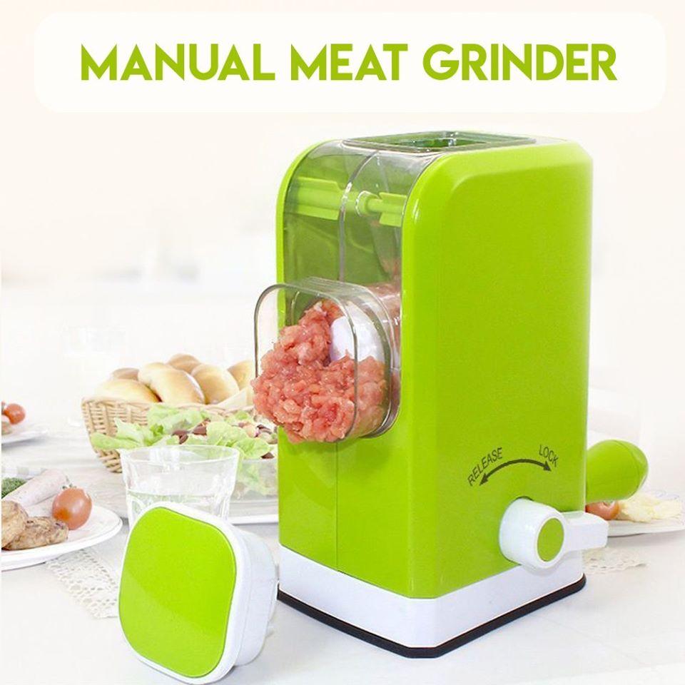 Manual Meat Grinder ...