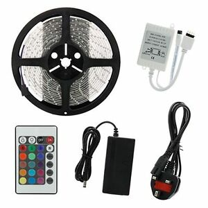 16 Color LED Strip L...