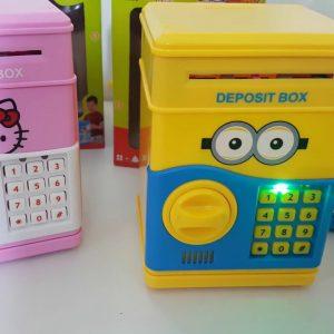 ATM Style Mini Bank