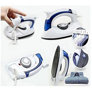 Foldable Flat Steam Iron