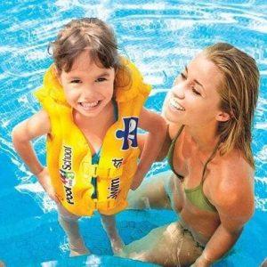Intex Deluxe Swim Ve...