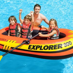 Intex Explorer 3-Person Boat