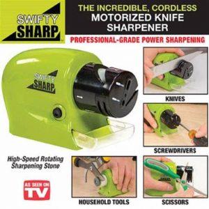Motorized Knife Shar...