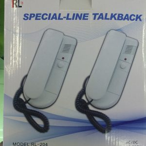 Intercom System RL-204