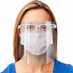 Face Shield with Eye...