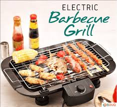 Electric Barbecue Gr...