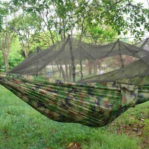 Hammock Bed With Mos...
