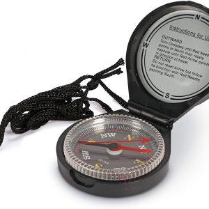 Mini Travel Compass-...